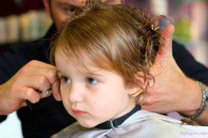 Chủ đề cắt tóc P1